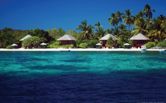 Picture of Beach Bungalows at Wakatobi Dive Resort
