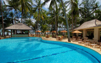 Picture of the pool at Kura Kura Resort