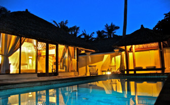 Picture of a Pool Villa at Kura Kura Resort