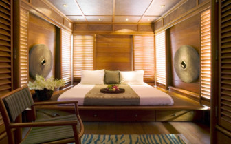 Picture of a Cabin onboard Maha Bhetra