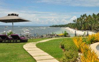 Picture of the Beach View from Amorita Resort