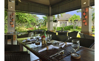 Picture of the Saffron Restaurant at Amorita Resort