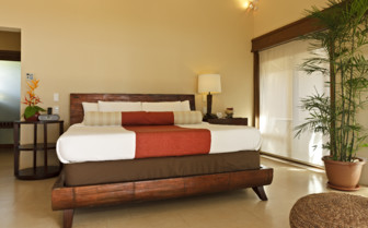 Picture of a Villa Bedroom at Amorita Resort