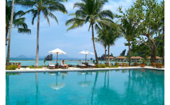 Picture of the Pool at El Nido Lagen Island Resort