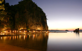 Picture of the Water Cottages at El Nido Lagen Island Resort
