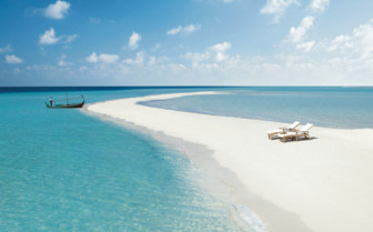 Picture of the Beach at the Four Seasons Landaa Giraavaru
