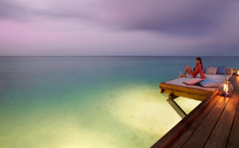 Picture of the Deck view at the Four Seasons Landaa Giraavaru