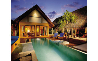 Picture of the Pool Villa at the Four Seasons Resort Landaa Giraavaru