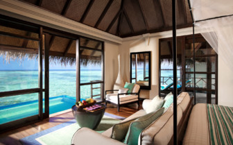 Picture of a Pool Water Villa at Kuda Huraa