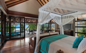 Picture of a Villa Bedroom at Kuda Huraa