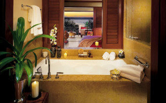 Picture of a Bathroom at the Four Seasons Peninsula Papagayo