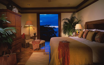 Picture of a Bedroom at the Four Seasons Peninsula Papagayo