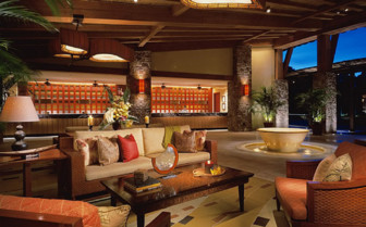 Picture of a Lounge at the Four Seasons Peninsula Papagayo