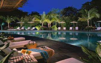 Picture of the Pool at the Four Seasons Peninsula Papagayo
