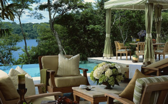 Picture of the Pool Villa at the Four Seasons Peninsula Papagayo