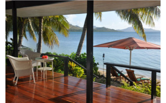 Picture of Bure Veranda at Nukubati Private Island