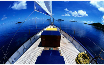 Picture of sailing at Namale Fiji Resort & Spa