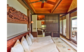Picture of a room at Palau Pacific Resort