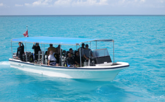 Picture of Palau Aggressor II's dive boat
