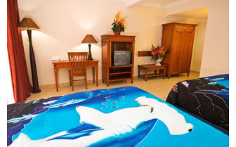 Picture of a room at Manta Ray Bay