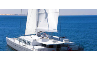 Picture of Necker Belle Sailing