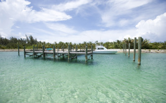 Picture of the pontoon at Kamalame Cay Island & Residences