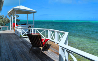 Picture of a villa deck Hope Town Hideaway
