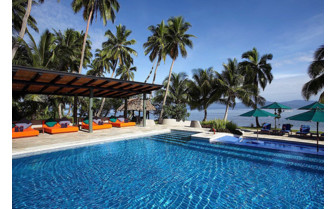 Picture of the pool at Jean Michel Cousteau Resort