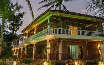 Picture of beachfront accommodation Malapascua exotic island resort