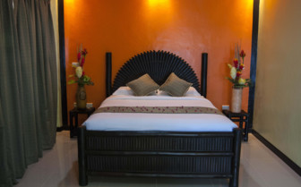 Picture of beachfront deluxe room Malapascua exotic island resort