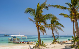 Picture of beach Malapascua exotic island resort