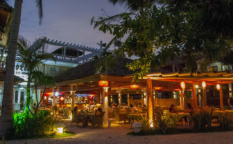 Picture of restaurant Malapascua exotic island resort