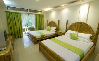 Picture of super deluxe aircon room Malapascua exotic island resort
