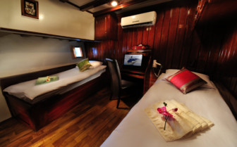 Picture of Philippine Siren cabin