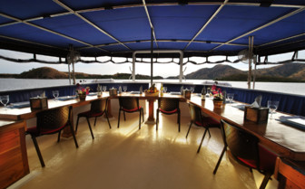 Picture of Philippine Siren dining deck
