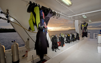 Picture of Atlantis Azores divedeck
