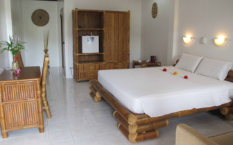 Picture of Kasai village poolside room