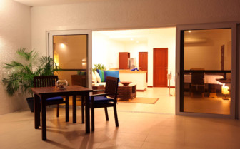 Picture of Atmosphere Resort apartment terrace