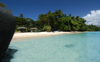 Picture of Taveuni island resort beach