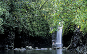 Picture of Waterfall Bouma heritage national park