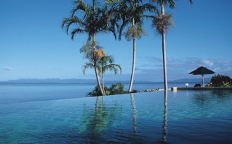 Picture of Taveuni Infinity pool