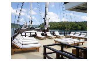 Picture of the Dewi Nusantara Deck