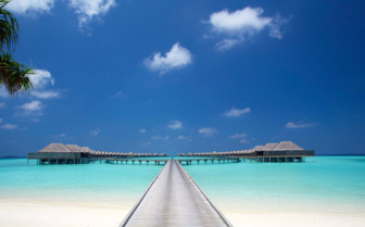 Picture of over water villas