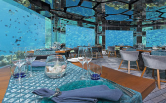 Picture of underwater-restaurant