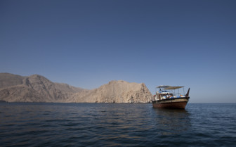 Cruise at Six Senses Zighy Bay