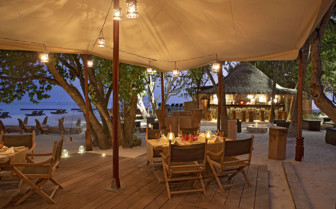 The Alizee Restaurant At Constance Moofushi
