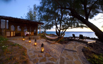 Private Dining in Mozambique