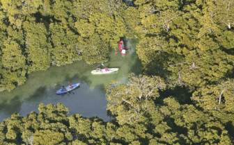 Sencar Island Kayaking in Mozambique