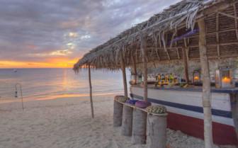The Azura Beach Bar