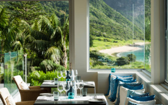 Restaurant Capella on Lord Howe Island